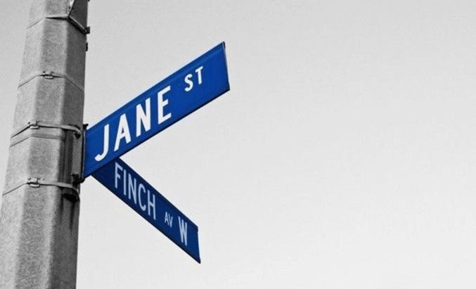 多伦多 Jane st