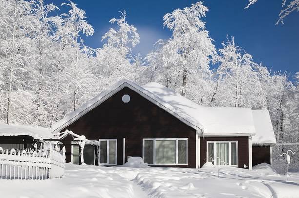 冬季房屋保养