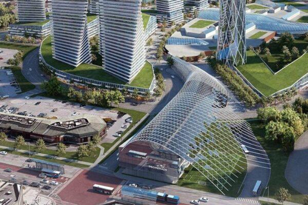 Promenade-Park-Condo-Towers Matthew Yan