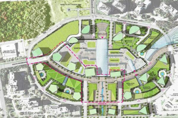 Site-Plan-For-Promenade-Park-Towers-Matthew Yan